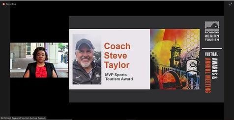 Steve RVA Tourism Annual Awards 5-7-2021