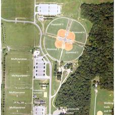 Pole Green Park Map