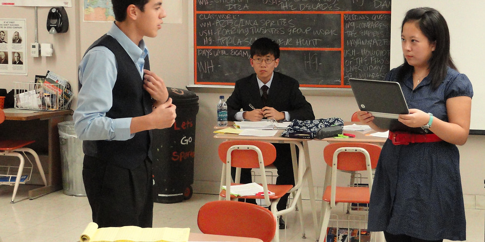HISD High School Tournament 2
