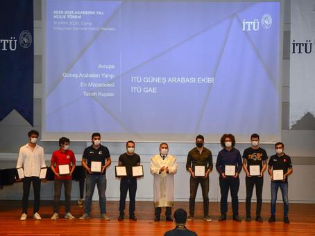 ITU 2020-2021 Academic Year Has Begun! (EN)
