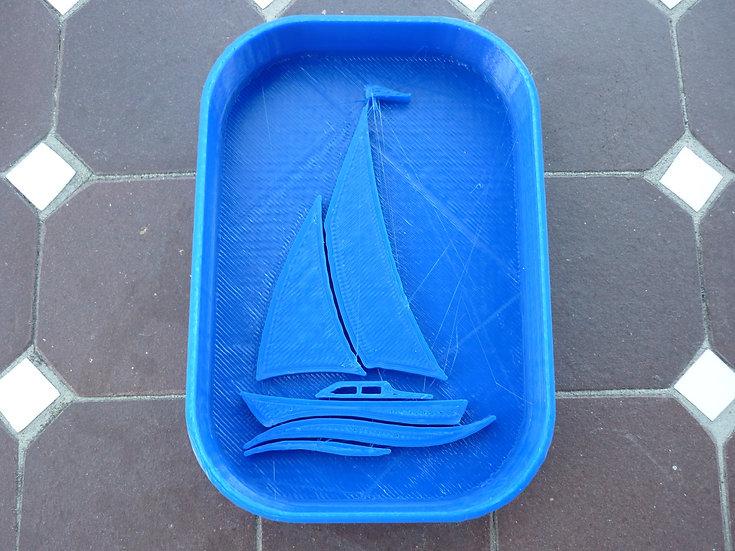 Porte savon n°21 - Boat