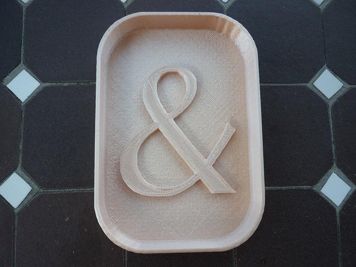 Porte savon n°19 - Symbole &