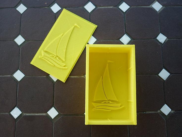 Boîte à savon n°21 - Boat