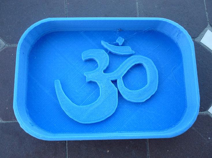 Porte savon n°10 - Om indien