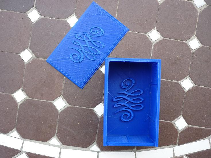 Boîte à savon n°14 - Scribe