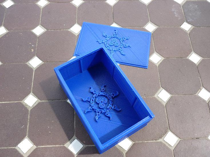 Boîte à savon n°13 - Tribal Soleil