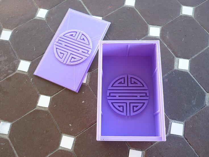 Boîte à savon n°16 - Shou - Longévité