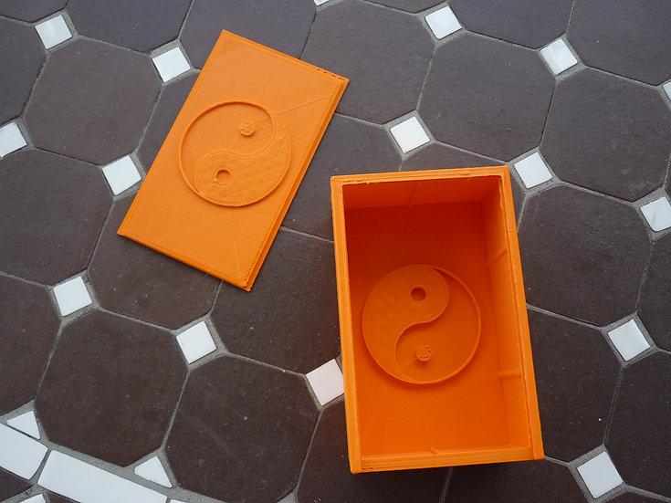 Boîte de savon n°8 - Yin Yang