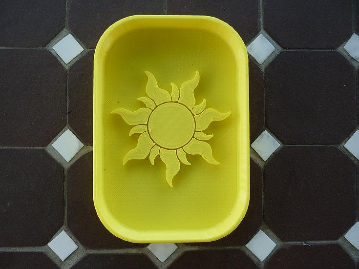 Porte savon n°11 - Soleil