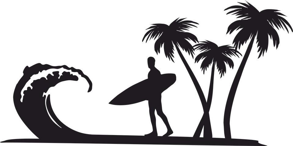 27 - Beach, wave & surf