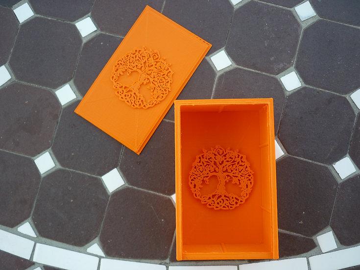 Boîte à savon n°2 - Arbre de vie Celte