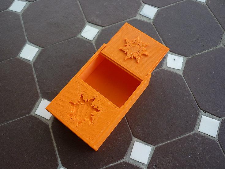 Boîte à mégôts n°11 - Soleil