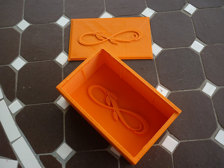 Boîte à savon n°5 - Infini