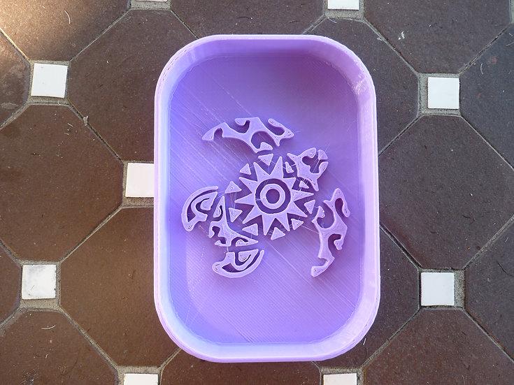 Porte savon n°12 - Tortue polynésienne