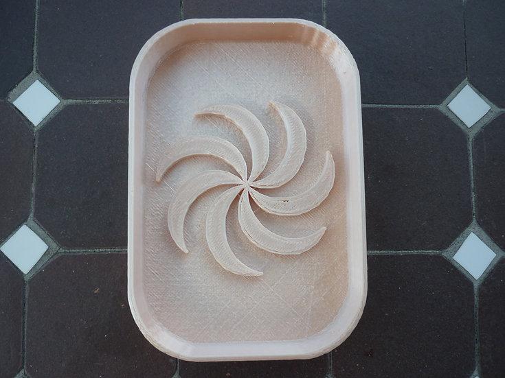 Porte savon n°17 - Spirale