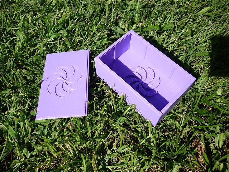 Boîte à savon n°17 - Spirale