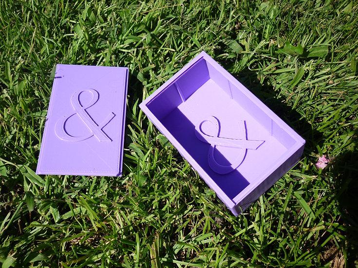 Boîte à savon n°19 - Symbol Et