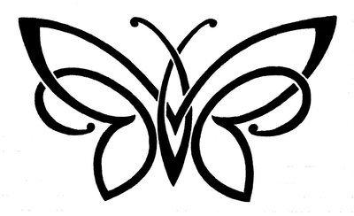 24 - Papillon tatoo