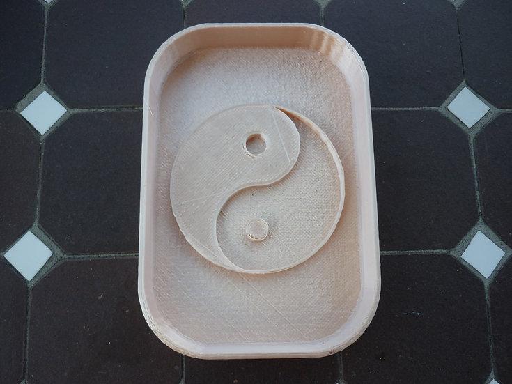 Porte savon n°8 - Yin Yang