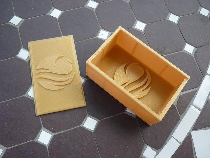 Boîte à savon n°26 - Wave