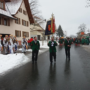 Narrentreffen Bösingen 2019