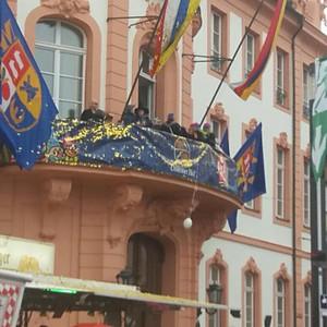 Vereinsausflug Mainz 2017