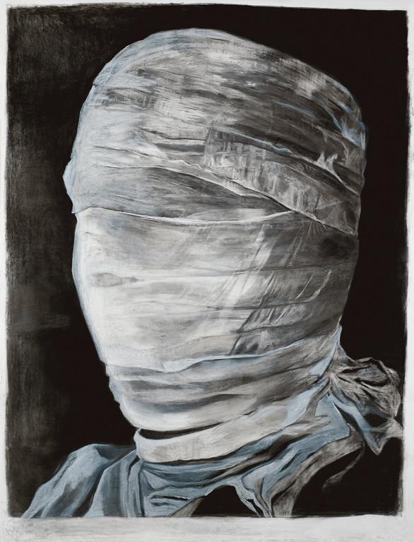 Bandaged Head 2