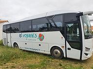 Autocar Visigo Ré Voyages île de Ré prés La Rochelle