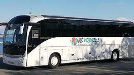 Autocar tourisme Magelys Ré Voyages île de ré - La Rochelle