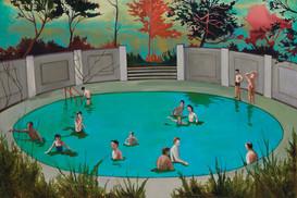 A New Pool
