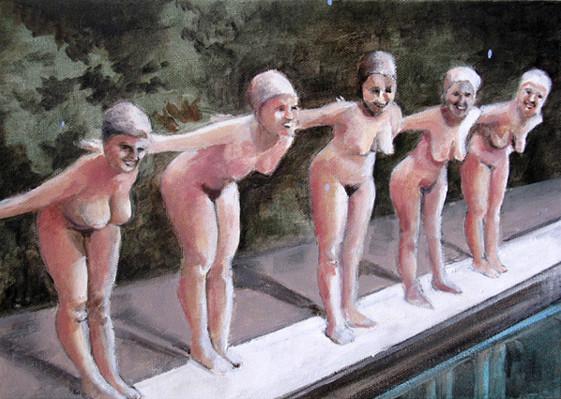 Women in Line