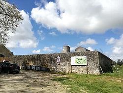 Château Fort de St-Jean D'angles