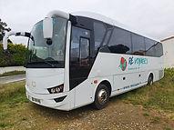 Autocar Visigo Ré Voyages île de Ré - La Rochelle