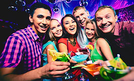 Party without the risk of drunk driving