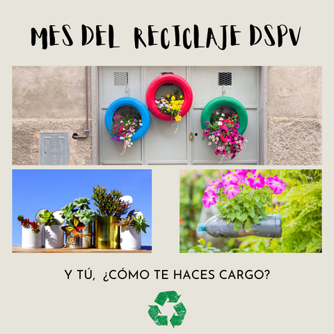Monat des Recyclings