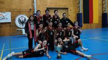 Deutsche Schule Puerto Varas erhält 1. Platz im Basketball-Nationalwettbewerb
