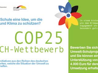 DSPV gewinnt beim Umwelt-Wettbewerb der deutschen Botschaft!