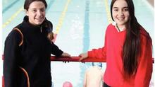 Triathlon-Schülerinnen reisen nach Frankreich