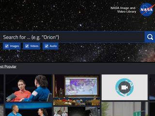 NASA stellt Bibliothek mit mehr als 100.000 digitalen Dateien zur Verfügung