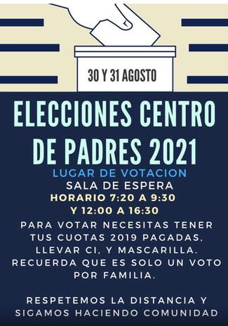 Elecciones CPA 2021