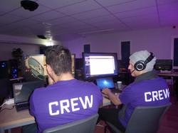 Vårt grymma crew