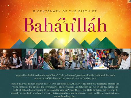 Resources on Bahá'í Faith