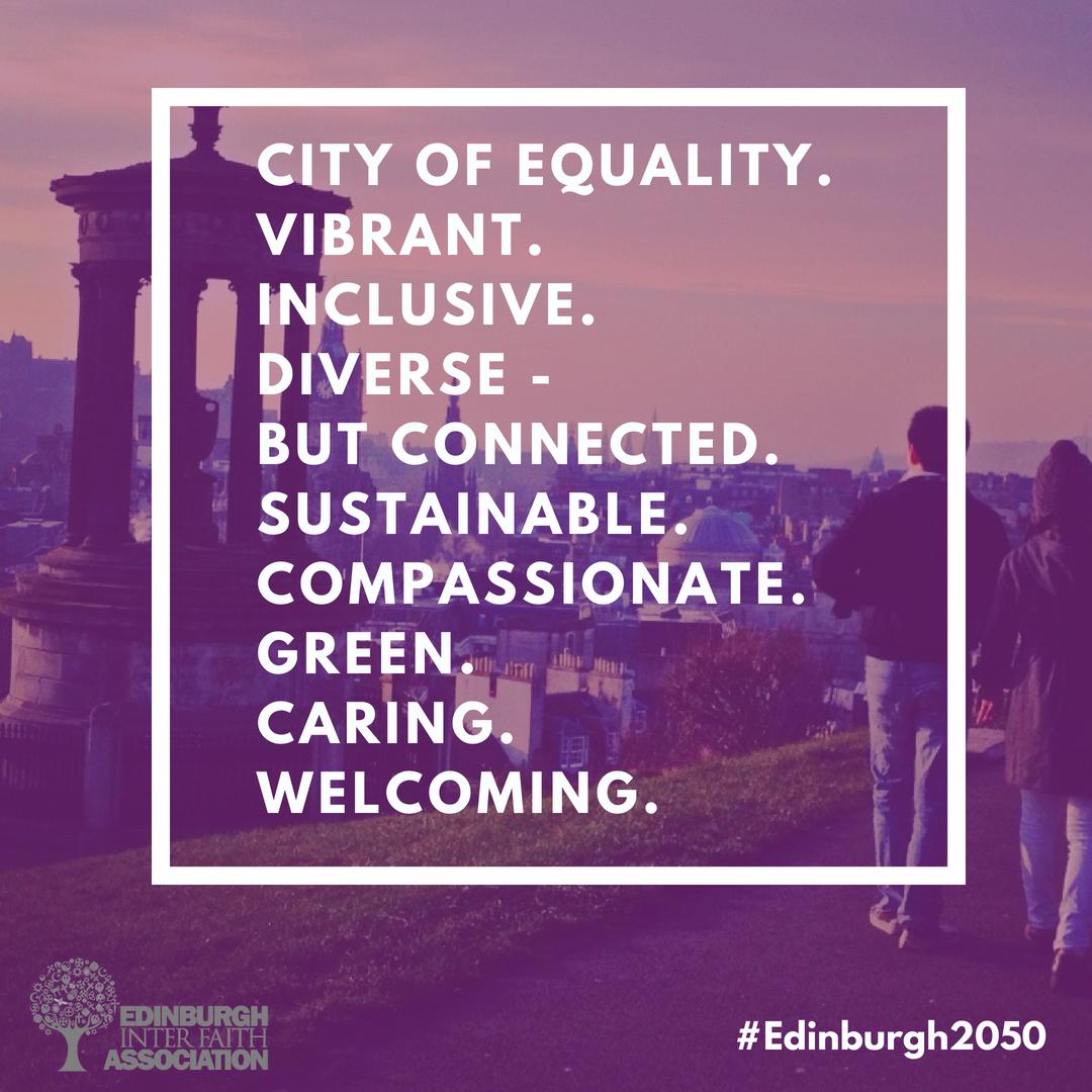 #Edinburgh2050