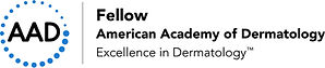 Fellow of the American Academy of Dermatology Logo