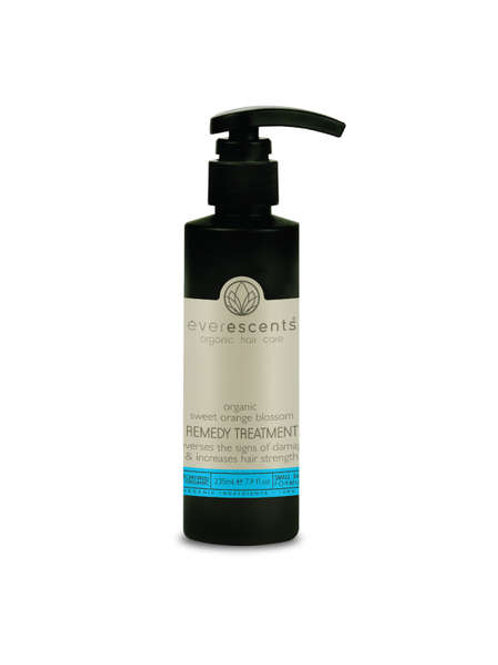 Organic Remedy Treatment / Conditioner  reverses the signs of damage & increases