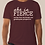 Thumbnail: She is FIERCE Maroon T-shirt