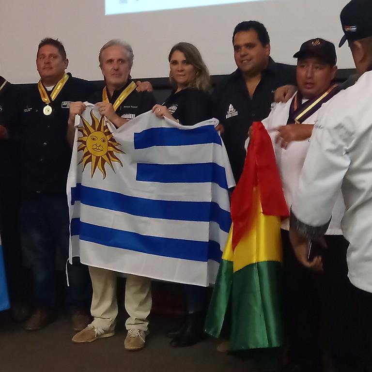 Conformación de la Confederación Latinoamericana de Asadores