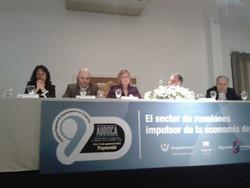 Presente en el 9no Congreso Regional de Organizadores de Congresos.