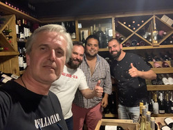 Antonio Prado/Brasil - FenaMassa y visita a amigos