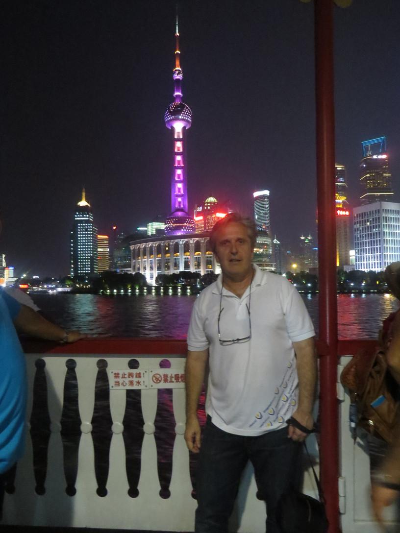 Shanghai/China - Paseo en barco